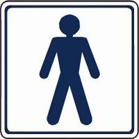 Male / Gents Toilet symbol