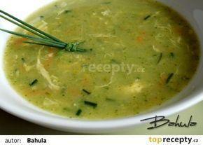 Brokolicová polévka s mrkví recept - TopRecepty.cz