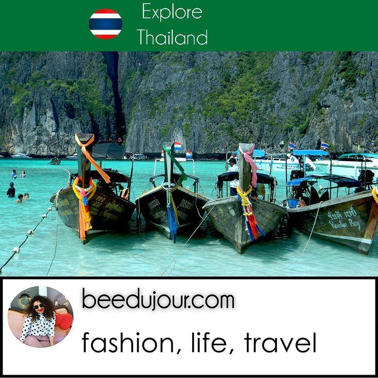The Paradises of Koh Phi Phi