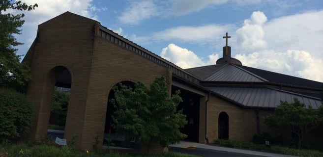 St. Dominic - St. Dominic Catholic Church in Kingsport, TN