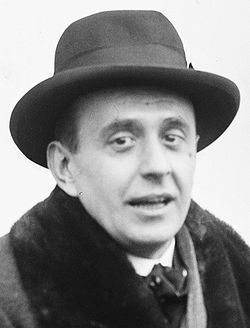 """Jan Garrigue Masaryk (14 September 1886 – 10 March 1948) was a Czech diplomat and politician and Foreign Minister of Czechoslovakia from 1940 to 1948. American journalist John Gunther described Masaryk as """"a brave, honest, turbulent, and impulsive man"""". Born in Prague, he was a son of professor and politician Tomáš Garrigue Masaryk (who became the first President of Czechoslovakia in 1918) and Charlotte Garrigue, Tomáš Garrigue Masaryk's American wife."""