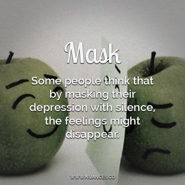 But it doesn't. Don't #mask yourself! #Nuances http://nuances.co/n/nuance/54e201d90358514d33998bbc