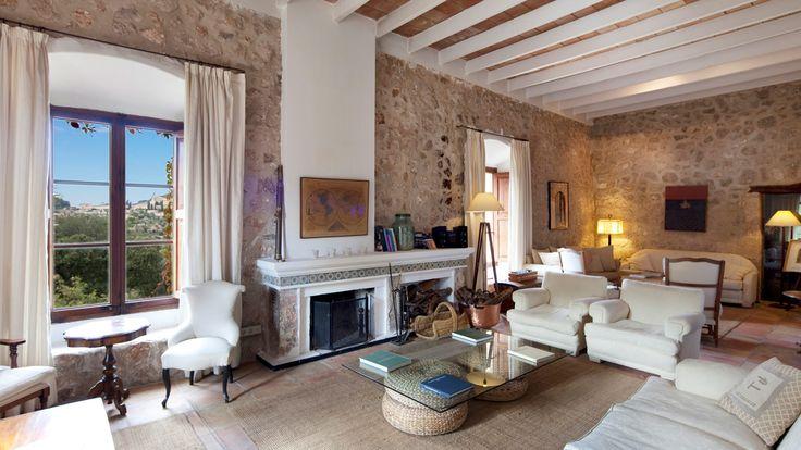 Hotel Mirabó, Mallorca. See it on: http://www.hideaways.dk/spanien/mallorca/boutiquehotel-mirabo