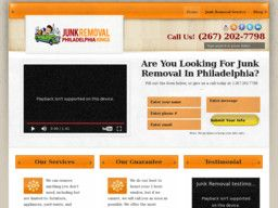 New Garbage Removal Services added to CMac.ws. Junk Removal Philadelphia Kings in Philadelphia, PA - http://garbage-removal-services.cmac.ws/junk-removal-philadelphia-kings/10584/