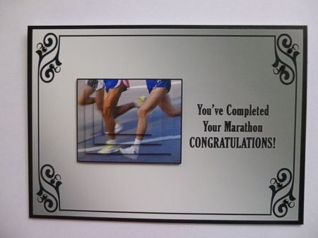 Marathon   Congratulations on Craftsuprint - View Now!