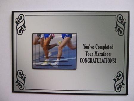 Marathon   Congratulations on Craftsuprint - View Now!