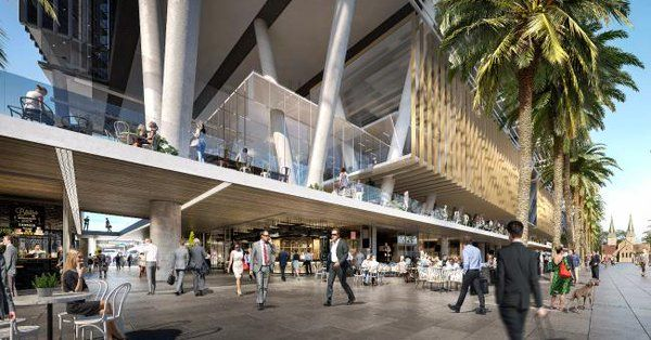 Daily Top Story: Construction starts on $2.4b Parramatta Square commercial development