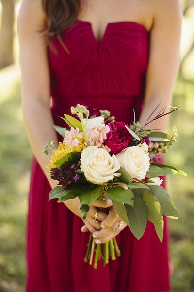Vineyards at Chappell Lodge Wedding by Sweet Pea Events - Southern Weddings Magazine