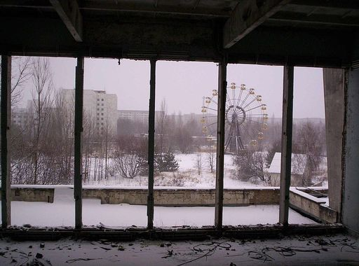 Pripyat Amusement ParkAtlas Obscura