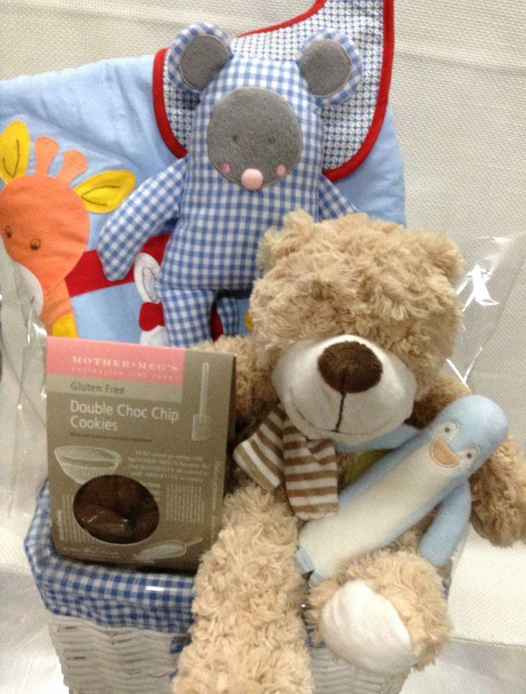 Love the Bear..Baby Boy gift.