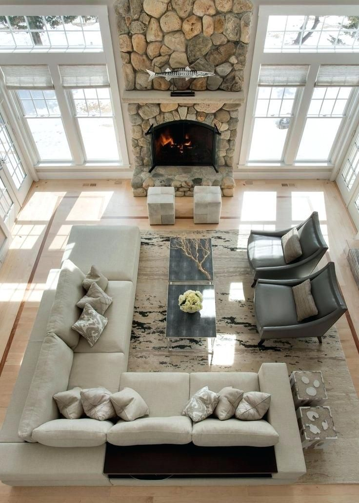 Living Room Furniture Layout Designs Small Ideas With Fireplace Awesome Design