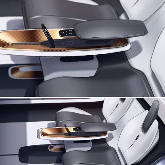Car Interior Design: Best 25+ Car Interior Sketch Ideas Only On Pinterest