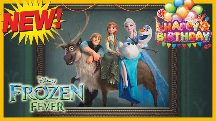 frozen happy birthday card elsa how to party anna fever my little pony new games toys A New #FrozenFever Trailer Features A New Song, Snowbabies, & Lots Of Cake Frozen Full Movie 2013 Inspired. Frozen Fever is an upcoming 2015 American computer-animated short film directed by Chris Buck and Jennifer Lee. It is a sequel to the 2013 Walt Disney Animation Studios film Frozen, and stars Kristen Bell, Idina Menzel, Jonathan Groff and Josh Gad.