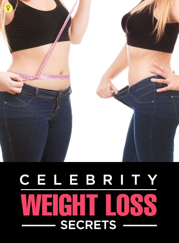 Celebrities always maintain their body so fit by following vigorous diet & fitness regimens. Here are top celebrity weight loss secrets revealed ... #weightloss