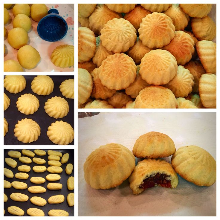 Eid Date maamoul  3 cups white flour 2 cups semolina 400g unsalted butter 7 tbsp fine/grounded white sugar Pitted dates