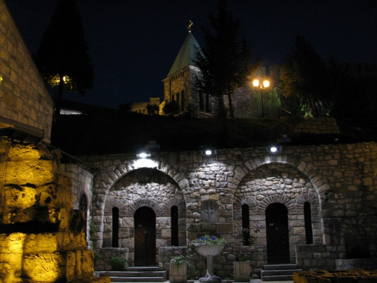 Epic place: Ružica church at Kalemegdan castle - Belgrade