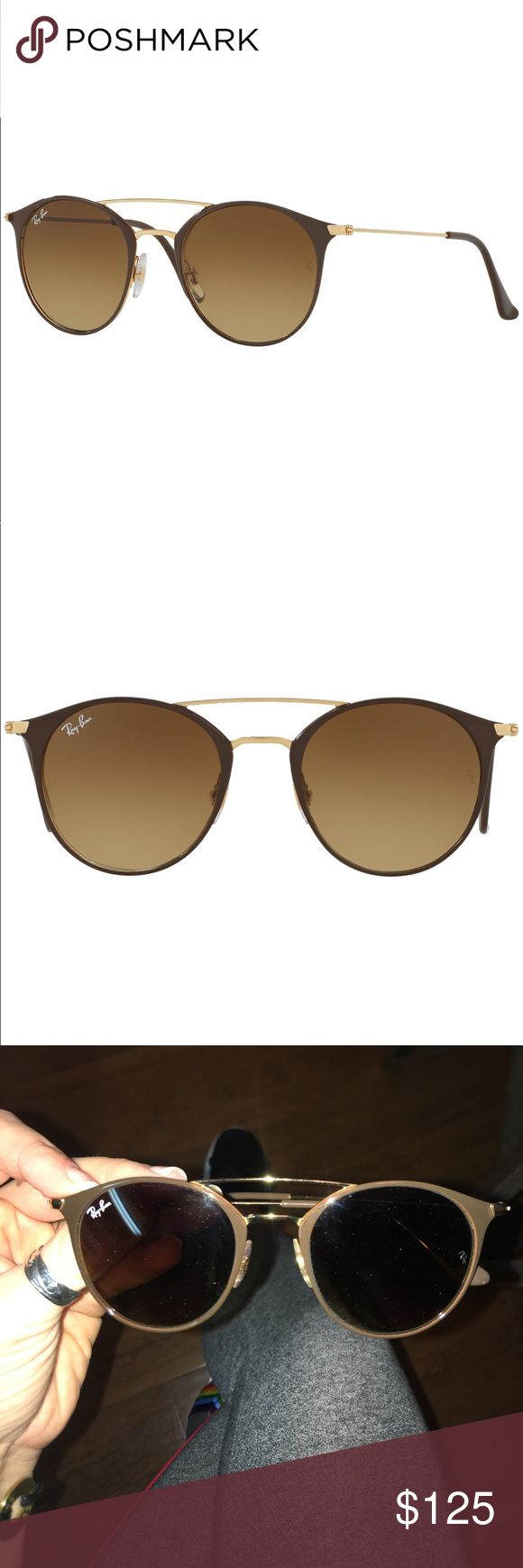 Ray-Ban 3546 Excellent condition. Please read last picture for sunglasses details! Comes with case and cloth. Will only accept generous offers! Priced $178 at Sunglass Hut and Macy's. 100% authentic. Ray-Ban Accessories Glasses
