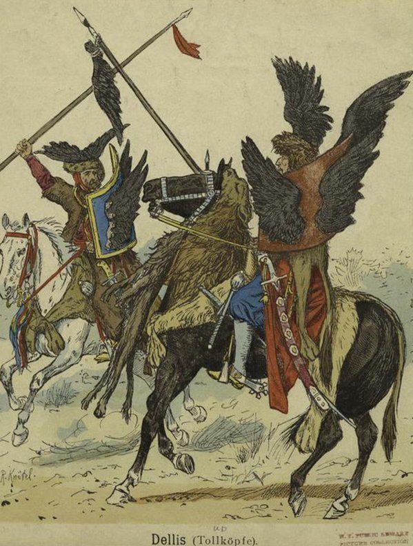 Ottoman Soldiers, Spahis, Solaks, Dellis, Janissaries, 16-17th Century (Sipahiler, Solaklar, Deliler, Yeniçeriler)