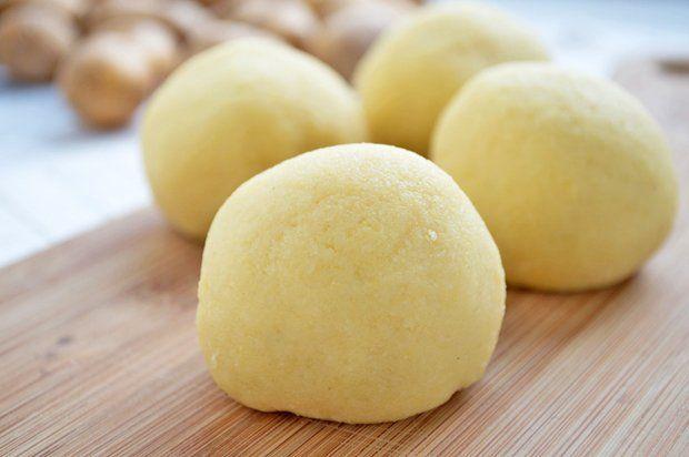 Erdäpfelteig / Kartoffelteig