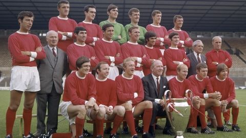 The Old Trafford story: 1963 - 1974 - Official Manchester United Website