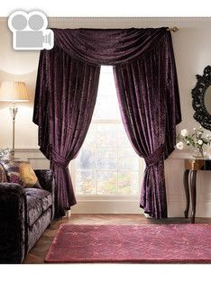 laurence-llewelyn-bowen-curtain-call-velvet-effect-pleated-curtains