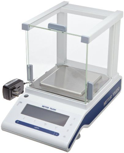 Download Mettler Toledo Scale Software on www.BillProduction.com ... Mettler Toledo MS303S Portable Digital Lab Balance Scale, 320g x 0.001g