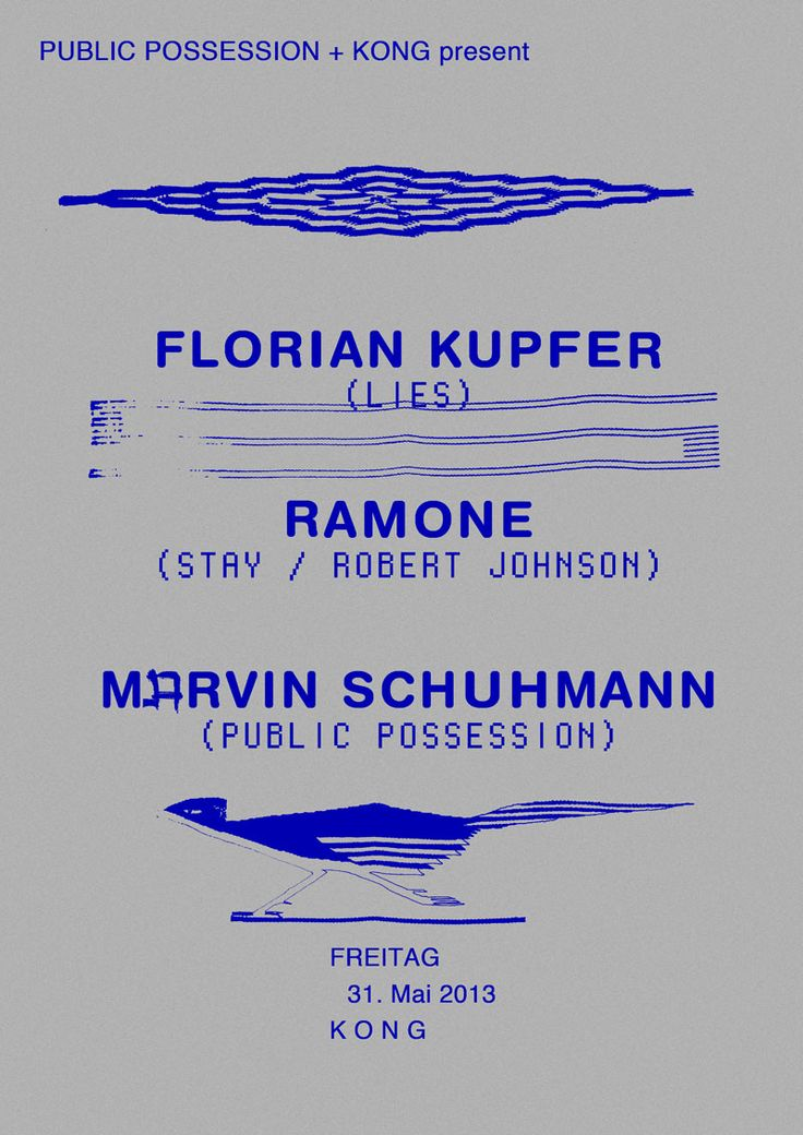 pootee:    Marvin & Valentino - KUPFER / RAMONE / MARVIN / KONG