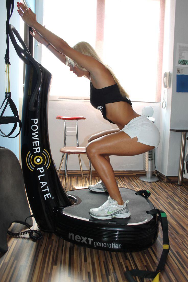 Power Plate Kinesis-Gym Kilkis γυμναστήριο στο Κιλκίς