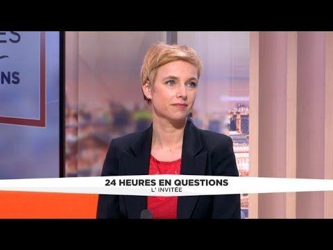Le journal de BORIS VICTOR : CLÉMENTINE AUTAIN, CONSEILLÈRE RÉGIONALE ET SOUTIE...