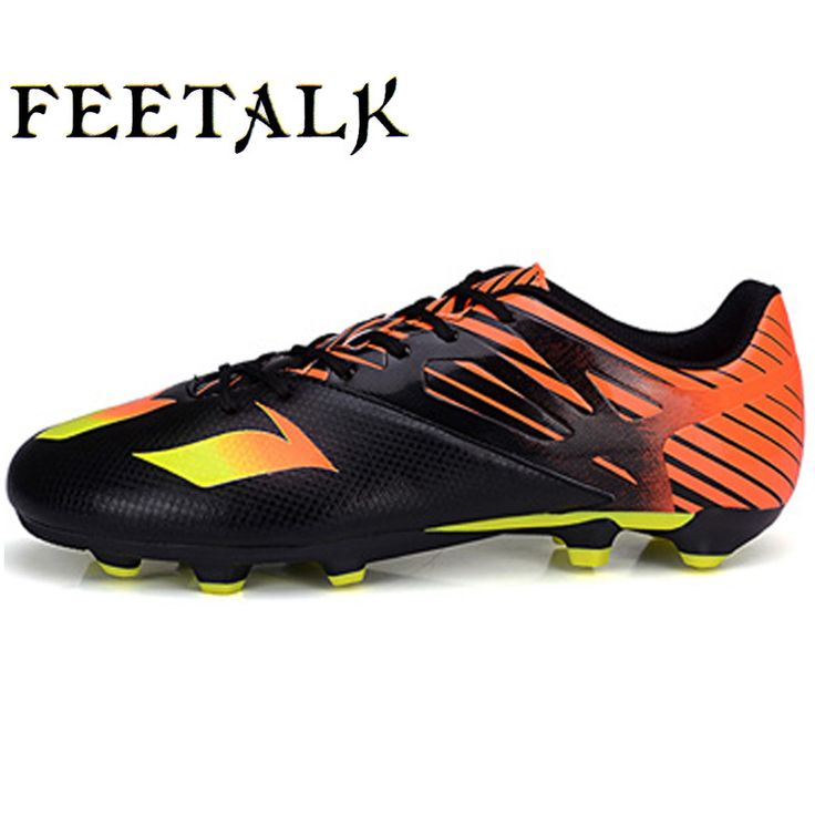 Soccer Shoes for men  women Waterproof Outdoor Athletic Training Football Shoes Sneakers Hard Court Sport Shoes Size 35-44
