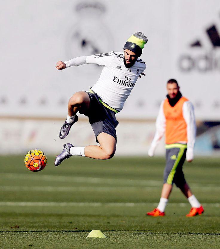 Isco. Real Madrid