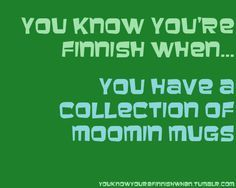 you know you're finnish when - Google Search