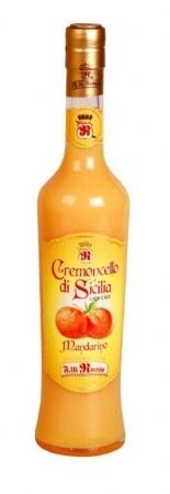 Cremoncello Mandarin krémlikőr 0,5L 17 %: Cremoncello al Mandarino     Az FM BRAND legkifinomultabb termékcsaládja. Érezte már, hogy valami igazán krémes, kényeztető desszertre vágyik egy pompás étkezés után?  Az FM Brand valóra váltja álmait!  A Cremoncello di Sicilia termékcsalád tökéletesen kifinomult keverékét adja az édes tejszín és zamatos gyümölcsök ízének.  Hihetetlenül finom.  2006. évben a londoni International Wine versenyen bronzérmet nyert.