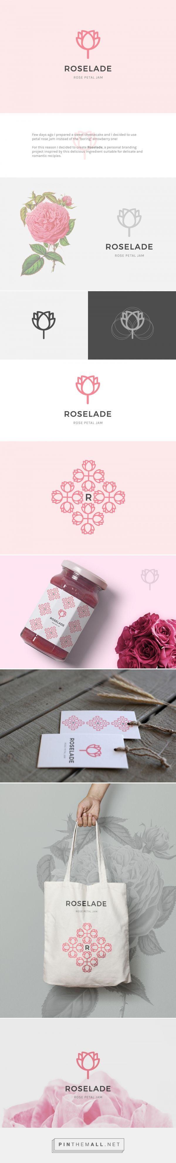 Roselade by Martina Cavalieri Few days ago I prepared a sweet cheesecake and i decided to use petal rose jam instead of the - created via https://pinthemall.net/?utm_content=buffercdec2&utm_medium=social&utm_source=pinterest.com&utm_campaign=buffer
