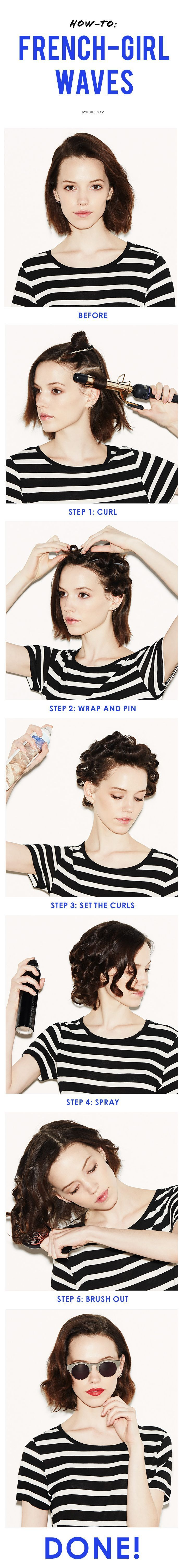 Pin Now, Style Later: 10 Holiday Hair Tutorials for Short Hair