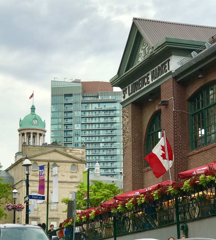St. Lawrence Market - The Food