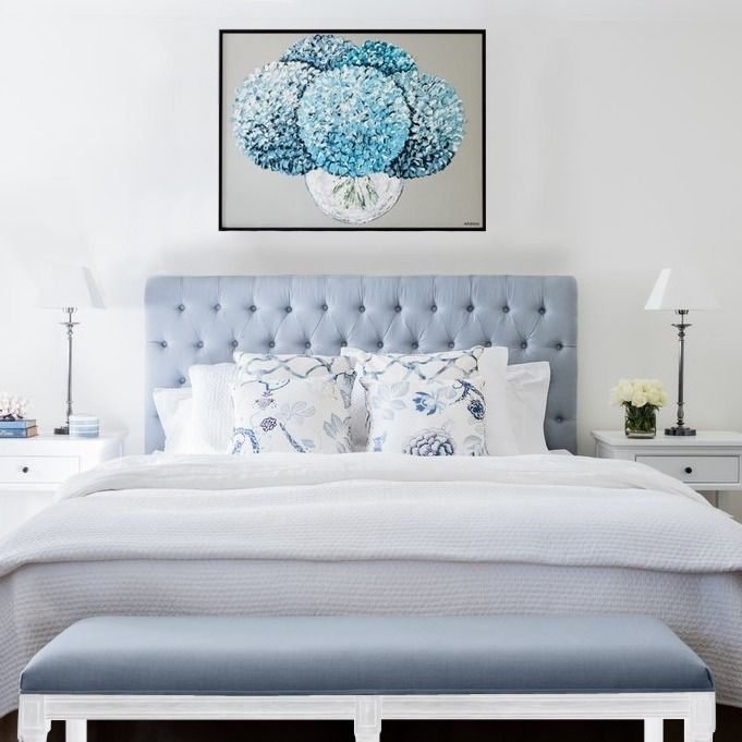 8 chic Hamptons style bedrooms you will love - https://www.lavenderhillinteriors.com.au/blog/8-chic-hamptons-bedrooms-you-will-love