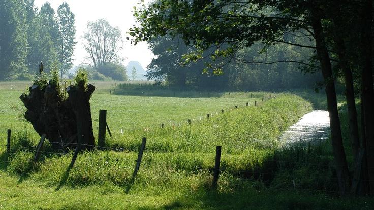 Mooi plaatje van landschap rond Empe en Tonden.