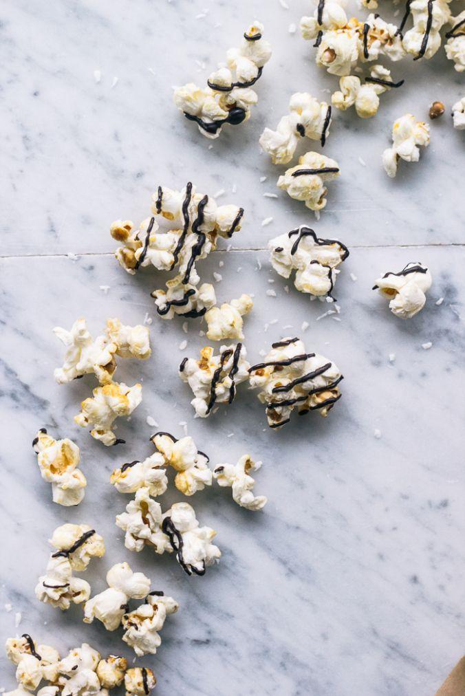 Samoa Popcorn