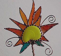Garden Stake by  Artist Dianne McGhee