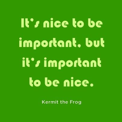 Kermit the Frog Quote | Kermit Quotes | Pinterest