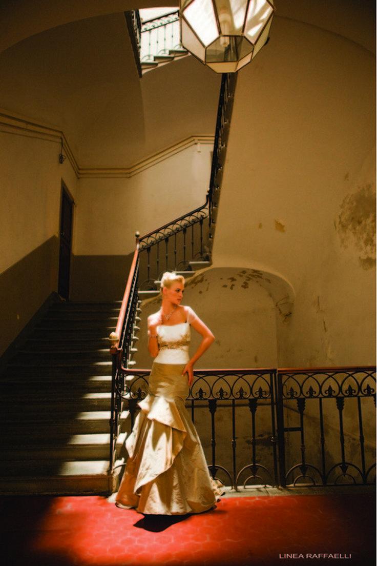 Elly 815 - Gekleurde bruidsmode - Bruidscollecties - Bruidsmode van Elly
