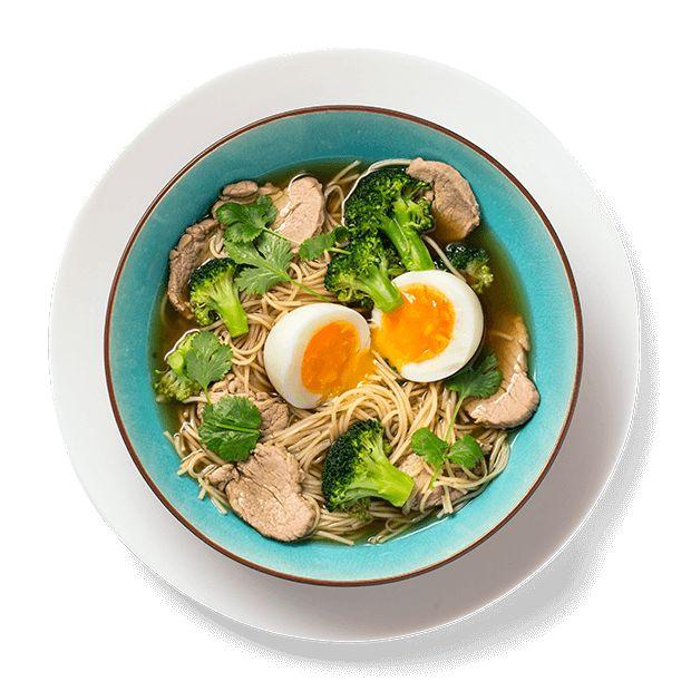 Ramen er suppe med nudler, egg, grønnsaker og kjøtt, og er en viktig hverdagsrett i Japan. Ramen er både sunt, godt og næringsrikt!