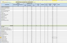 Free Construction Estimating Spreadsheet for Building and Remodeling | BuildingAdvisor