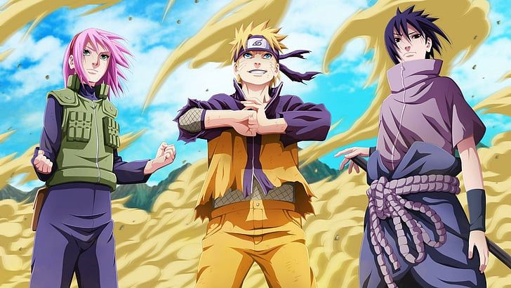 Naruto Shippuden Wallpaper Hd For Pc Dengan Gambar