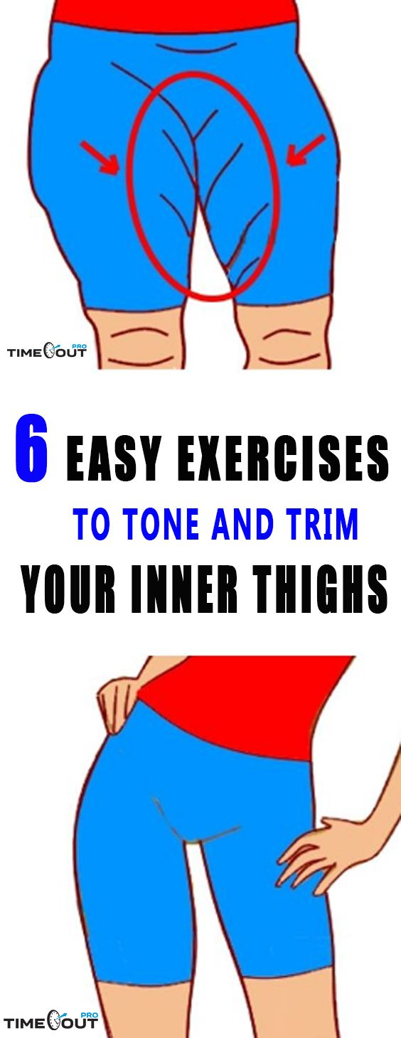 Start your exercise with a few minutes warm-up. You can do these exercises at the comfort of your home 3 to 4 times per week while working on other parts of your body, such as abs, back, butt and legs.