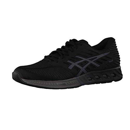 Gel-Kayano Trainer Evo, Baskets Mixte Adulte, Noir (Black), 39.5 EUAsics