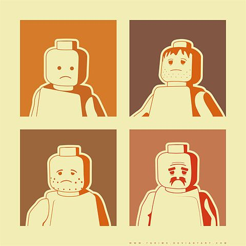 Mod Lego Art