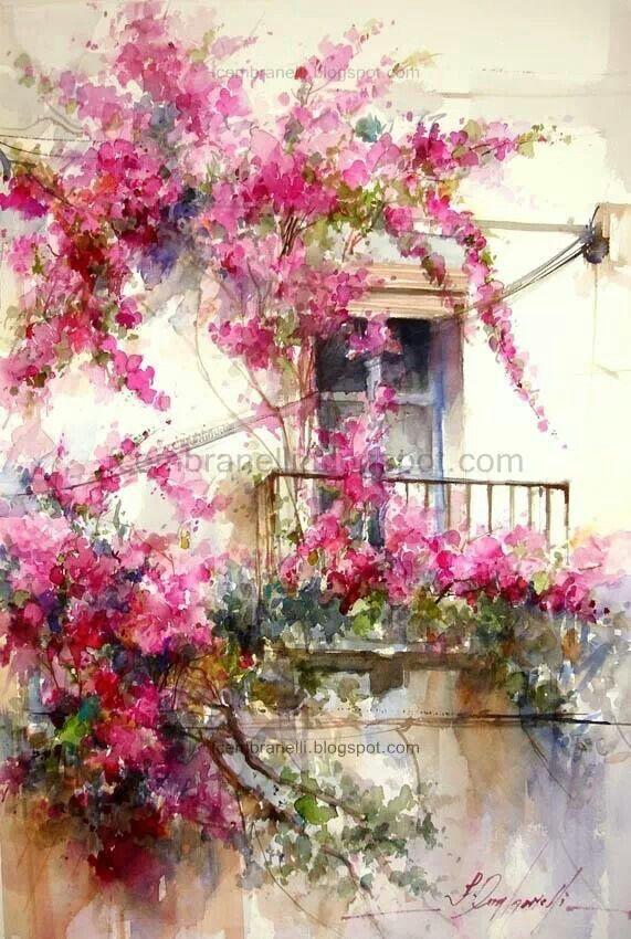 Akvarelis #watercolor jd