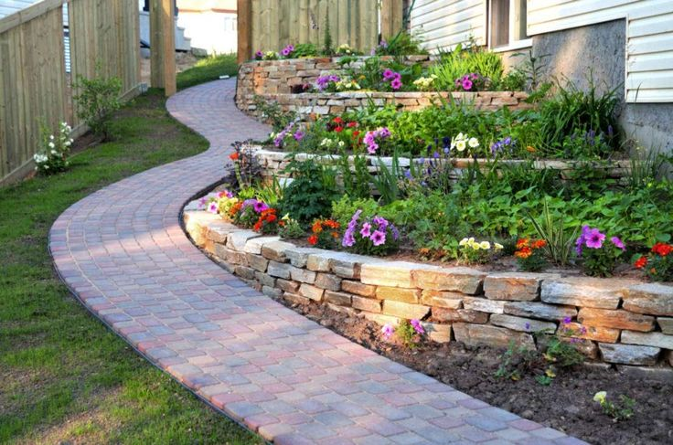 28 best Garten images on Pinterest Landscaping, Backyard patio and